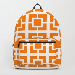 Mid Century Pattern 01C Backpack