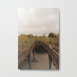 Siemensbahn Metal Print