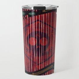 Death Crystal Travel Mug