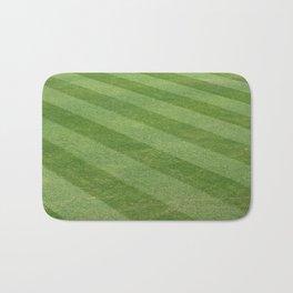 Play Ball! - Freshly Cut Grass Bath Mat