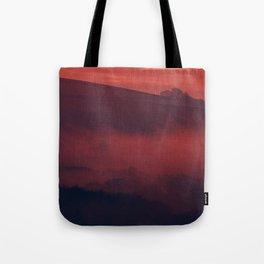 Fog 24 Tote Bag