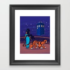 I can show you the Universe Framed Art Print