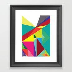 Geo-01 Framed Art Print