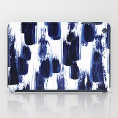 Blue mood iPad Case