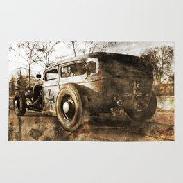 The Pixeleye - Special Edition Hot Rod Series III Rug
