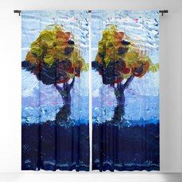 Lone Tree 19 by Kathy Morton Stanion Blackout Curtain