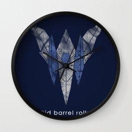 StarFox Hero Wall Clock