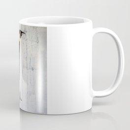 Lone Emperor Penguin Coffee Mug