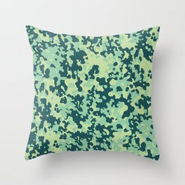 CAMO02 Throw Pillow