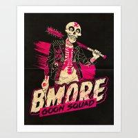 BMore Goon Squad Art Print