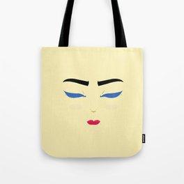 MAKEUP GIRL Tote Bag