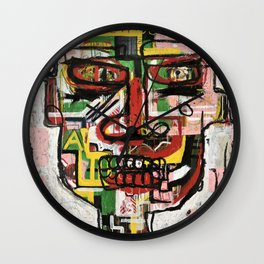 Headmaster Wall Clock