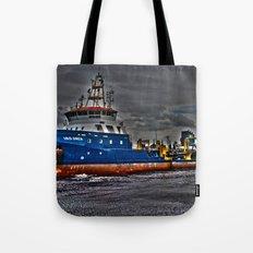 Sea Dredger  Tote Bag