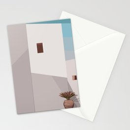 Postcard from Sicily Stationery Cards