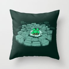 Save The Forest Throw Pillow