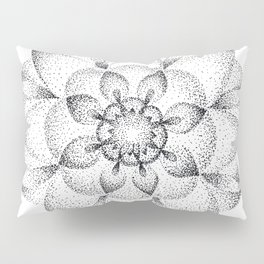 Dotts Mandala Pillow Sham