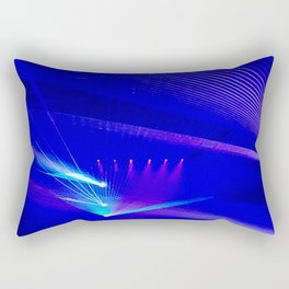 Tron Vibes Rectangular Pillow