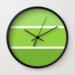 New Green Wall Clock