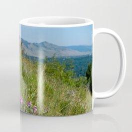 Flowering Meadow Coffee Mug
