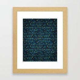 rhythm 3.1 Framed Art Print