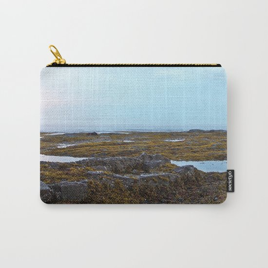 Tidal Shelf and the Fog Carry-All Pouch