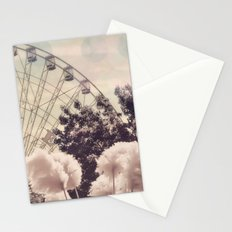 Cotton Candy Wheel Stationery Cards