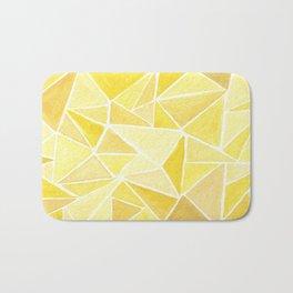 #37. ASHLEY - Triangles Bath Mat