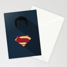 Superman Minimal Stationery Cards