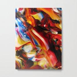 whirled piece Metal Print