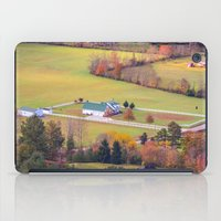 tennessee iPad Cases featuring Tennessee Country by Mary Timman