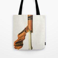 To The Core: Orange Tote Bag