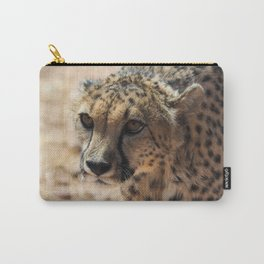 African Cheetah Carry-All Pouch