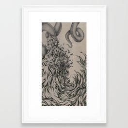 Soulbreaker Framed Art Print