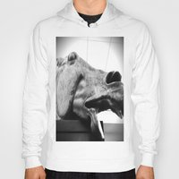library Hoodies featuring library horse by *ashes