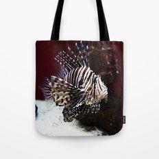 Devil Firefish Tote Bag