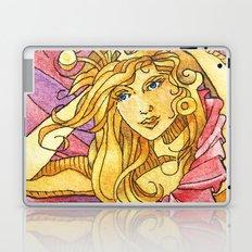 Hibiscus Queen Laptop & iPad Skin