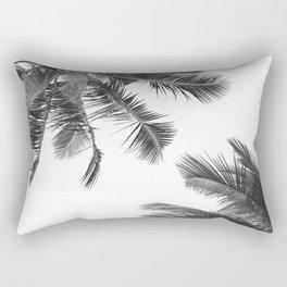 Twin Palms Rectangular Pillow
