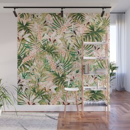 Tropical jungle II Wall Mural