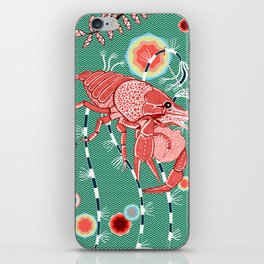 Crusty Crab iPhone Skin