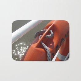 Maritime view Bath Mat