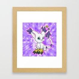 Gatomon Framed Art Print