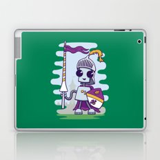 Ned the Knight Laptop & iPad Skin
