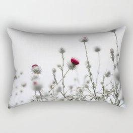 thistle patch Rectangular Pillow