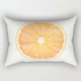 Naranja Rectangular Pillow