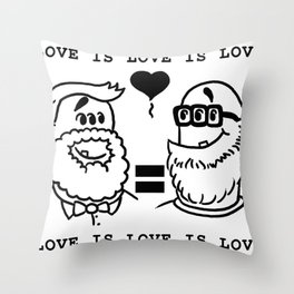 EQUALI-TEES: Bears Throw Pillow