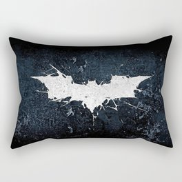BAT MAN Rectangular Pillow