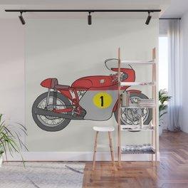MV Agusta GP 500 Wall Mural