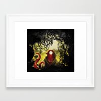 zoidberg Framed Art Prints featuring Zoidpunk Steampunk Zoidberg by TheJCW