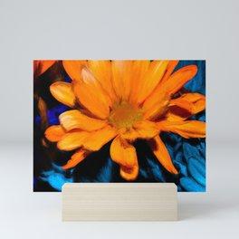 Flowers 401 Mini Art Print