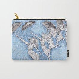 Blue Shift Carry-All Pouch